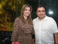 Fabiana e Rafael de Paula