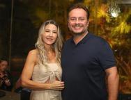 Carmen Rangel e Adriano Nogueira