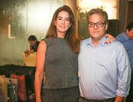 Patricia e Alexandre Rola