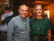 Cysne Frota e Cilene Gurgel