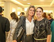 Monique Barreira e Branca de Castro