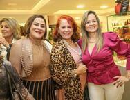 Karina Sampaio, Fátima Duarte e Michele Sampaio