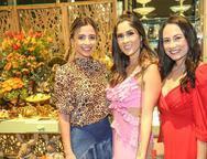 Mikaela Bottura, Manuela de Castro e Daniela de Paula