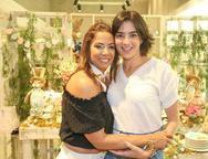 Daniele Filgueiras e Mariana Rolim