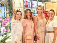 Lilian Porto, Lara Romcy, Tarcia Ferreira e  Zulena Dantas