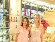 Lara Romcy e Tarcia Ferreira