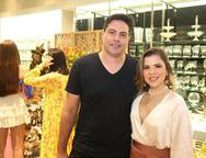 Anchieta Gomes e Ticiana Rosado