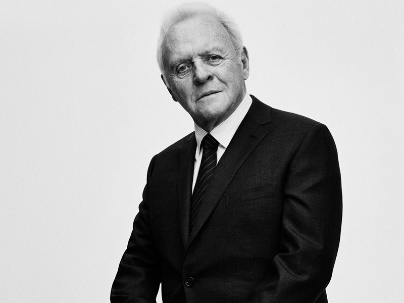 Anthony Hopkins celebra 80 anos