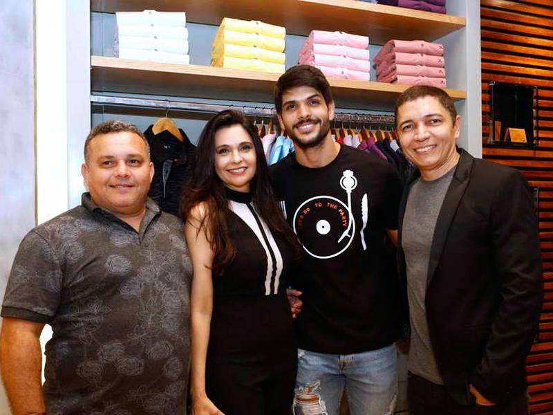 Lançamento Blinclass com Lucas Fernandes