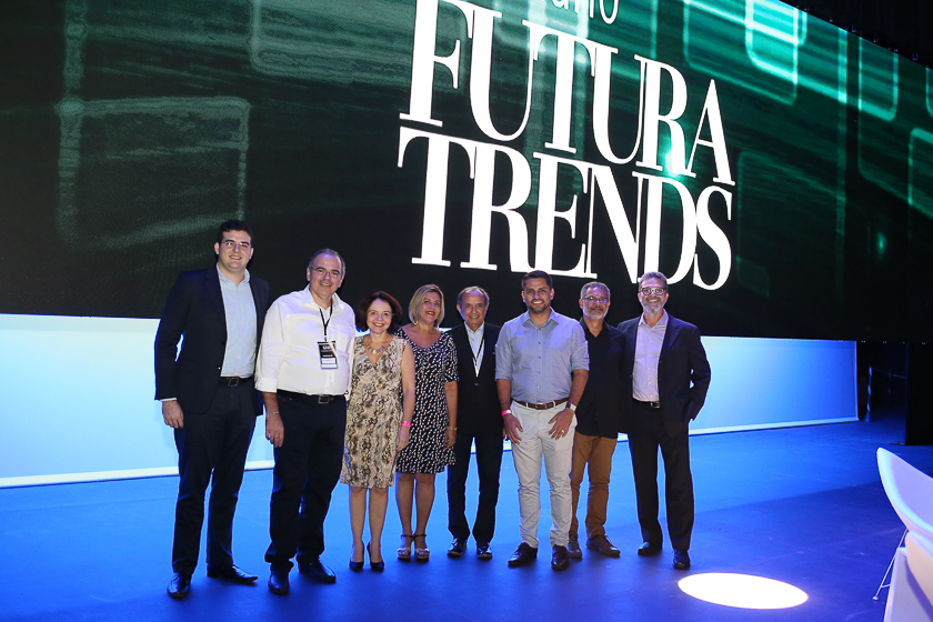 Confira as fotos do Futura Trends 2018