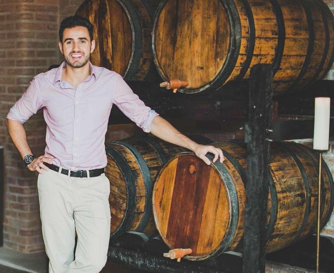Unifor realiza palestra com Jos� Felipe Carneiros,  co-fundador da cervejaria W�ls
