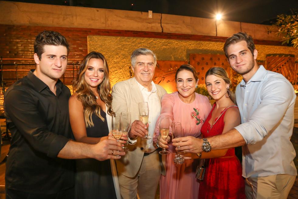 Grupo J.Macêdo celebra 80 anos em evento na CasaCor Ceará